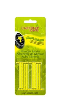 vent sticks - 4 fragrances